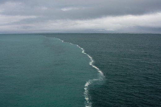大西洋と地中海